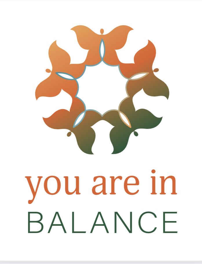 You are in balance